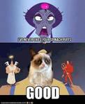 Oh Grumpy cat