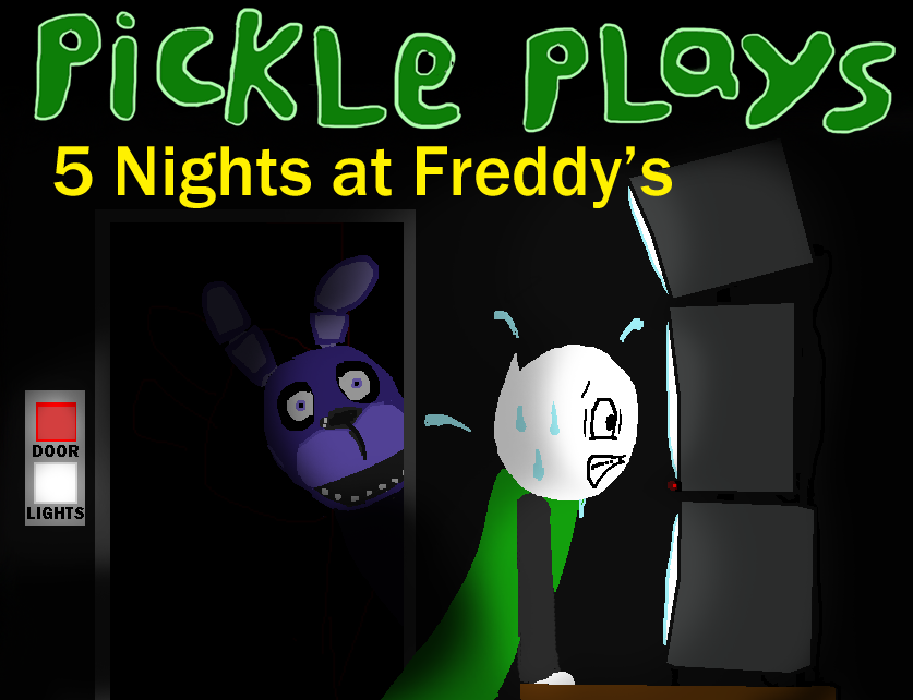 five nights at freddys [description] by Pickleplayer