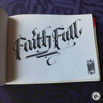 Faithfull Calligraphy Custom Lettering