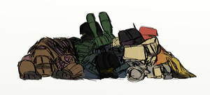 Combaticons - snooze