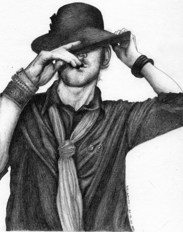 Dominic Monaghan by cjharlow