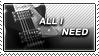 All I Need by hastati95
