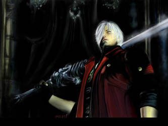 Devil May Cry 4 dante by hastati95