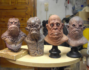 Minibusts group 1