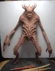 Updated sculpt by BOULARIS