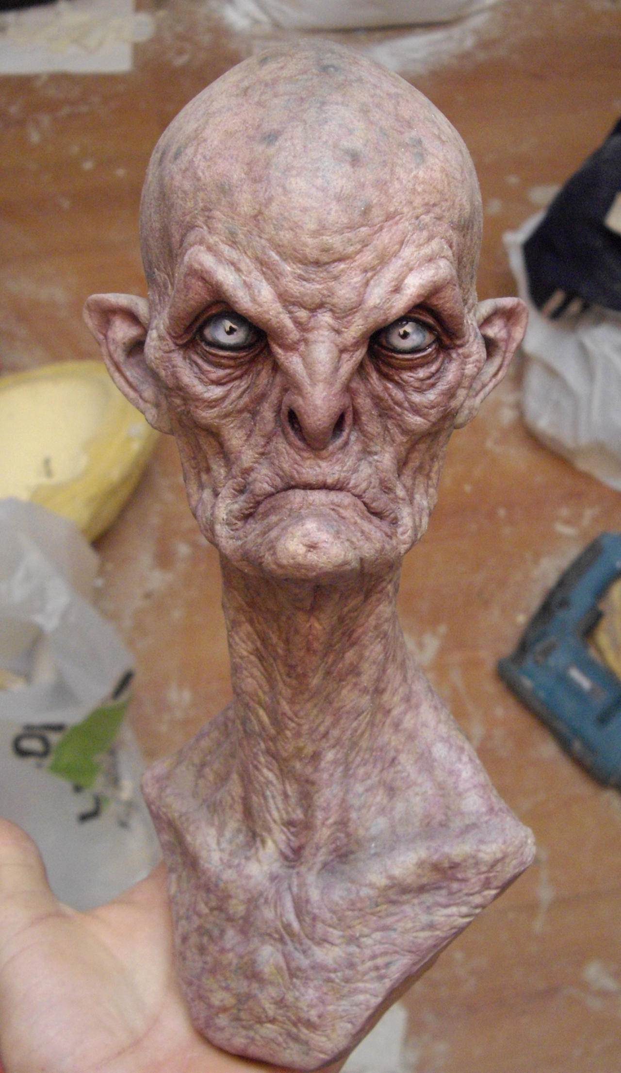 Grumpy. by BOULARIS