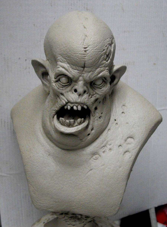 Fat zombie. by BOULARIS