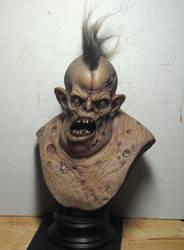 Fat zombie . by BOULARIS