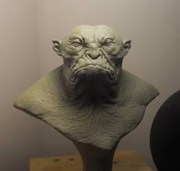 Yeti-troll bust