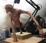 sculpey demon WIP
