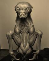 wip alien by BOULARIS
