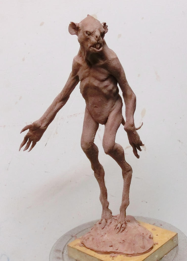 Rat man by BOULARIS