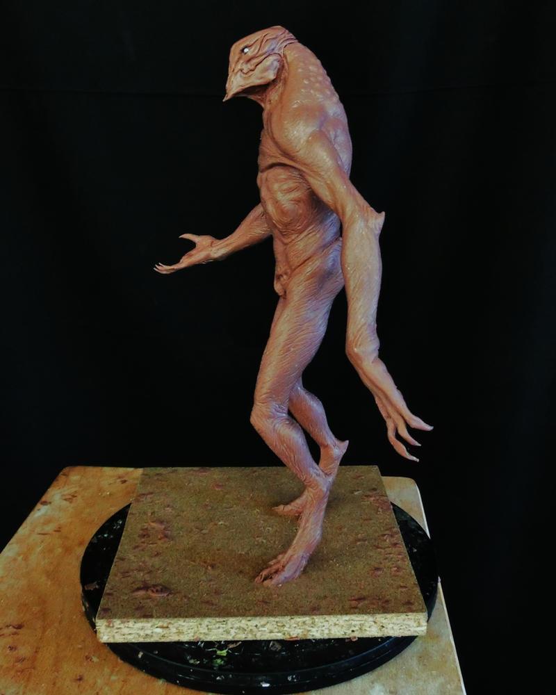 Zero SFX master class alien by BOULARIS
