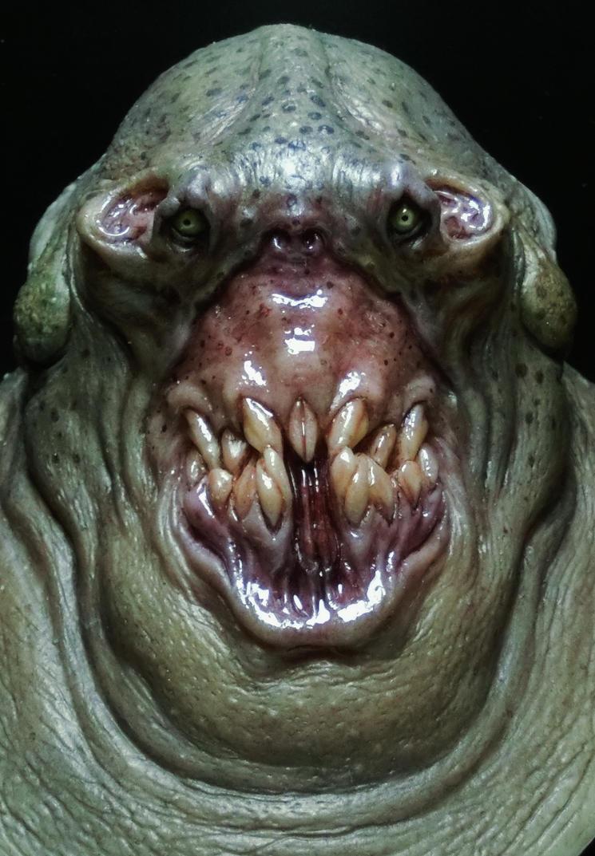 fat alien by BOULARIS