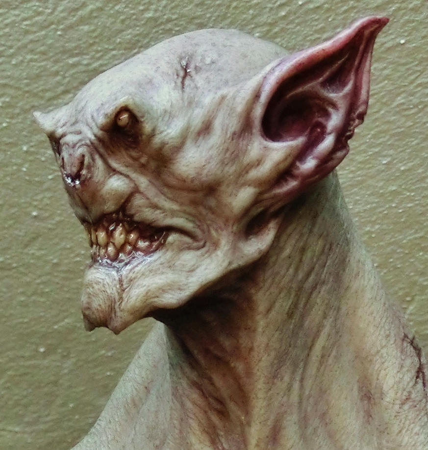 goblin orc 2 by BOULARIS