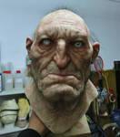 Giant bust