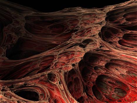 Mandelbulb image 2