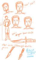 ED: Vencyn sketches