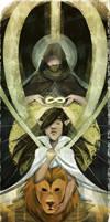 Dragon Age: Inquisition--Leisel Lavellan