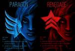 Mass Effect: Paragon or Renegade