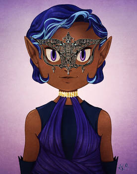 FFXIV: An Ishgardian Masquerade