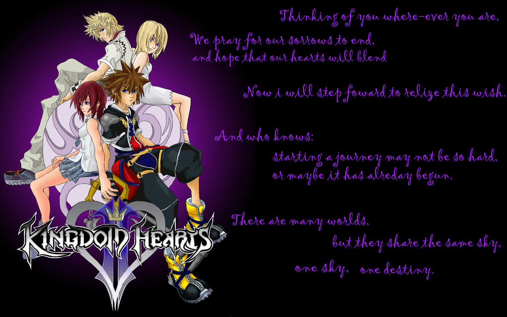 quotes kingdom hearts quotes and sayings quotesgram