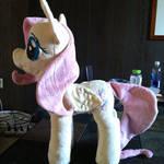 Commission: Fluttershy plush