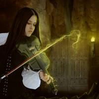Enchanting Melody by MelanieMaterne