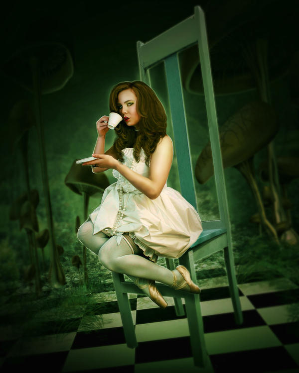 My Wonderland by MelanieMaterne