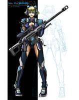 Spec Ops Wanda by CrazyAsian1