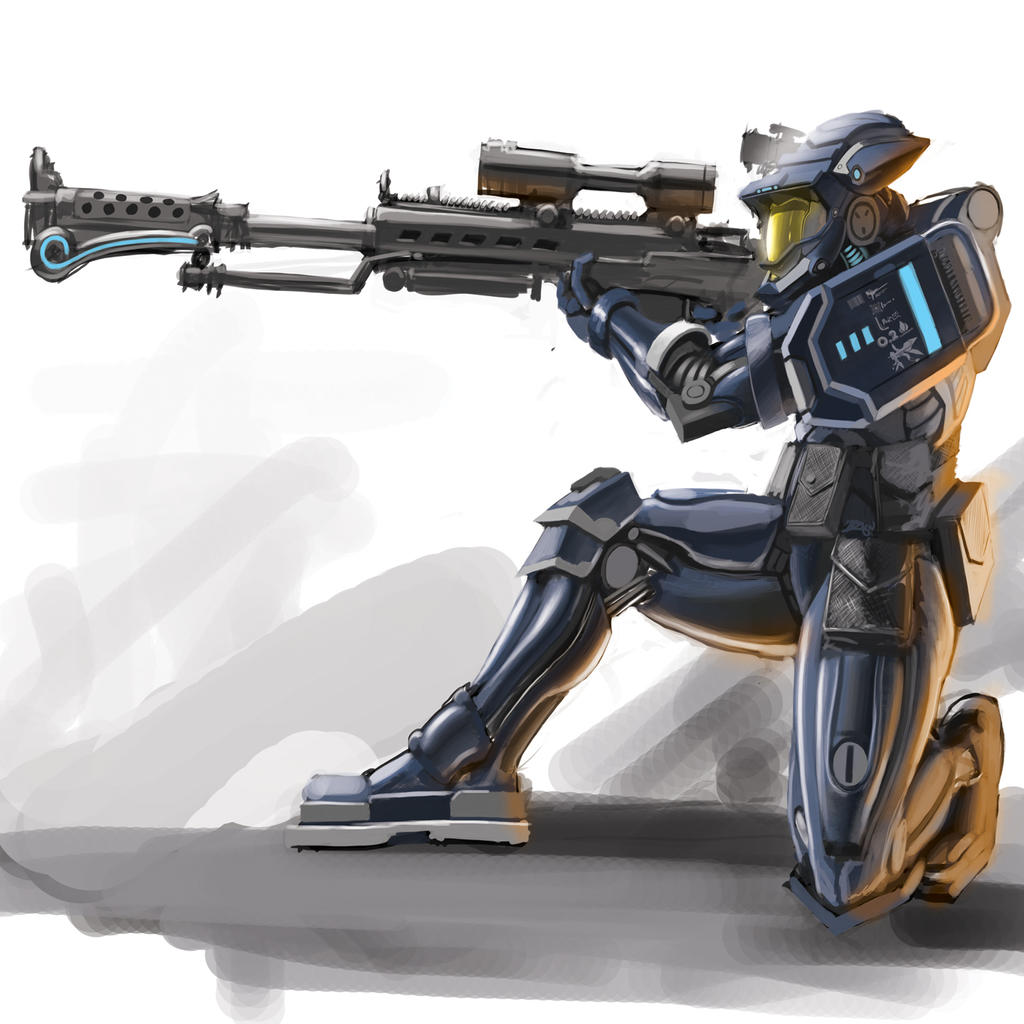 Heimdall Battlesuit by CrazyAsian1