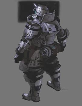 Tyr Combat Armor
