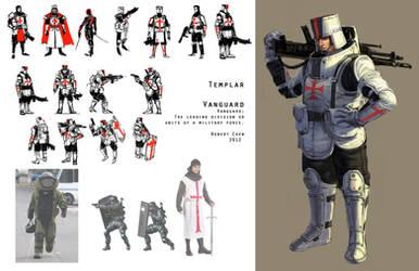 Templar Vanguard