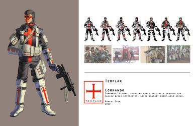 Templar Commando