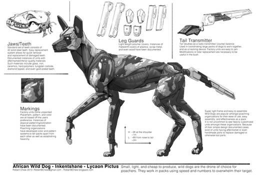 Big Five: African Wild Dog Breakdown