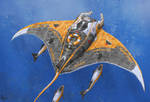 Manta Rescue Drone