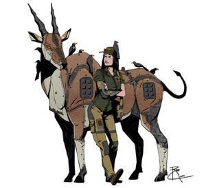 B5 Eland Ranger