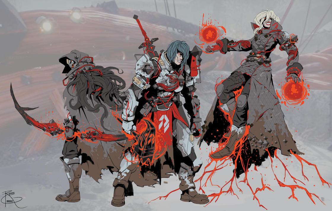 Destiny: Infected Guardians