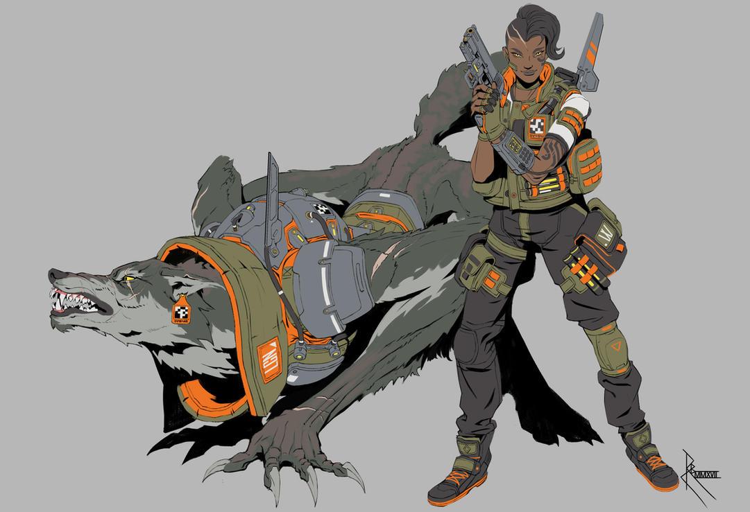 Lycans: Huntsman by CrazyAsian1