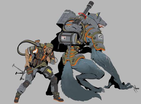 Lycans: Goliath