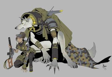 Lycans: Seeker by CrazyAsian1