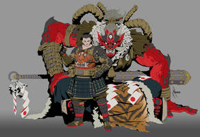 Shikigami: Oni - Yokozuna