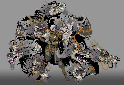 Shikigami: Orochi - Kumicho