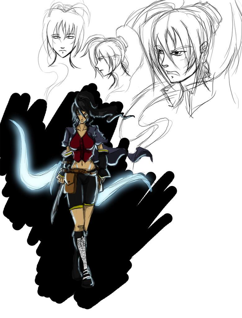 Shizu Concepts pt2 by CrazyAsian1