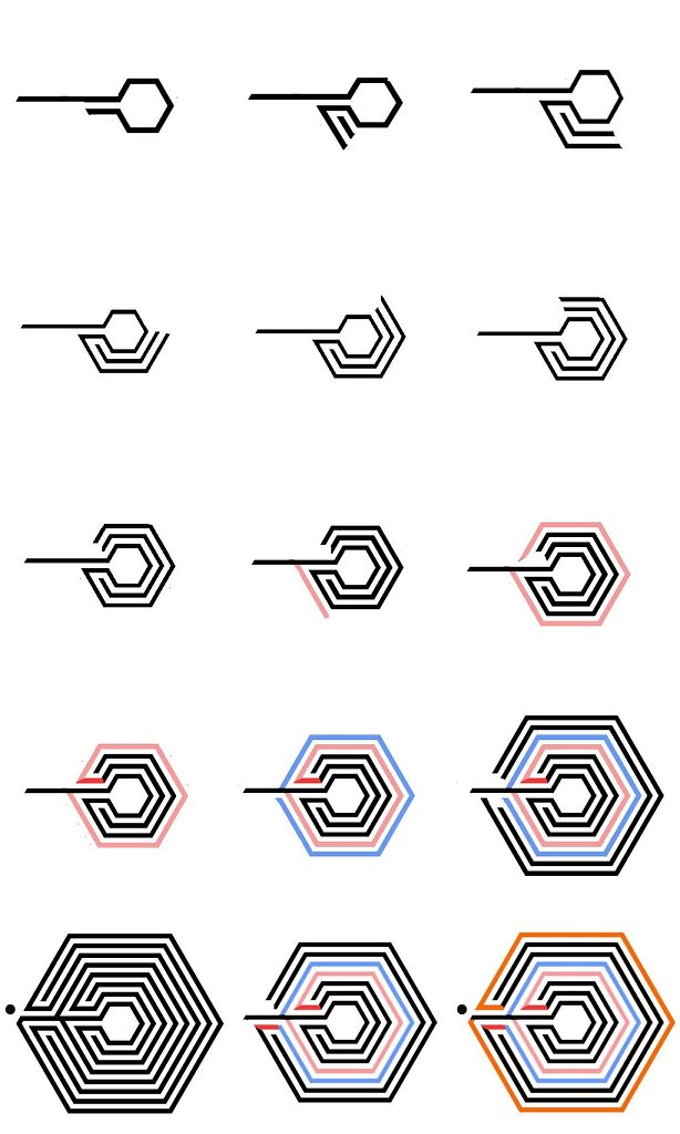 Other how to draw exo 39 s new logo by acebaby23 on deviantart for Draw my logo