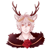 [R] The deer prince by Younko