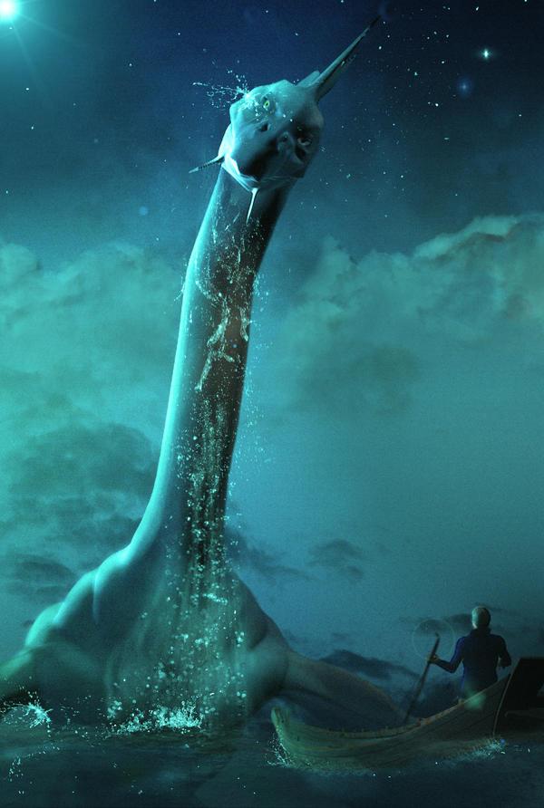 Sea dragon by DCSMC