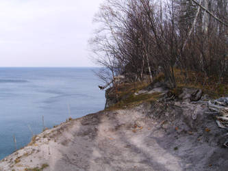 Cliff Edge 13 by BVicius