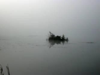 Foggy Lake - 5 by BVicius