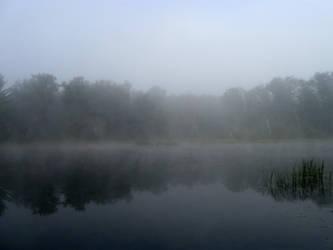 Foggy Lake - 8 by BVicius
